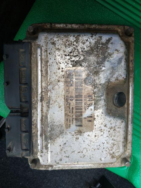 Блок управления двигателем, ЭБУ, имобелайзер на двигатель WV LT 2.5