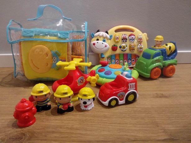 Komplet zabawek dla malucha