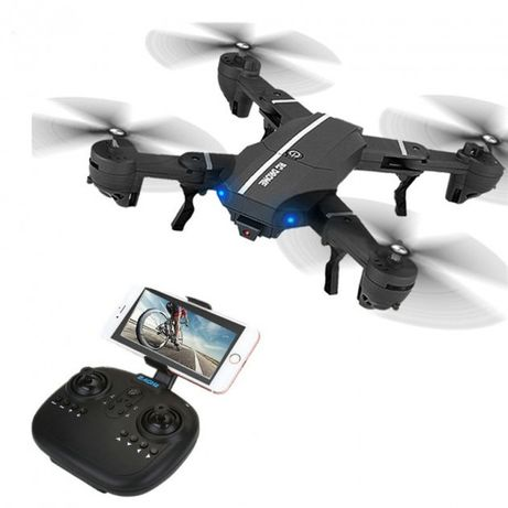 Квадрокоптер Rc Drone 8807 WIFI/камерой/дрон/вертолет/HD/складной