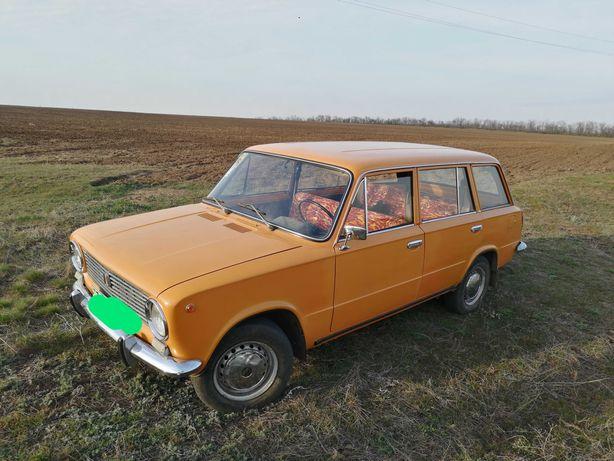 Ретро авто ВАЗ 2102 в отличном состоянии