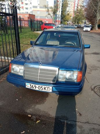 Продажа Mercedes-Benz W124