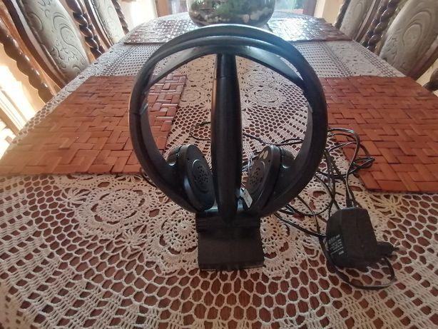 Słuchawki bezprzewodowe Philips SBC HC555