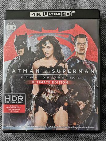 Batman v Superman Świt sprawiedliwości 4K UHD PL
