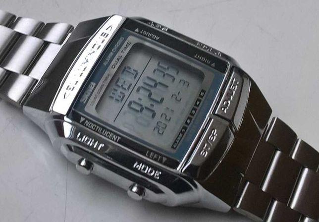 Zegarek męski SKMEI w kolorze srebrnym, nowy