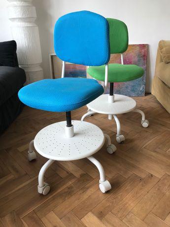 Dziecięce krzesło biurkowe Ikea Vimund