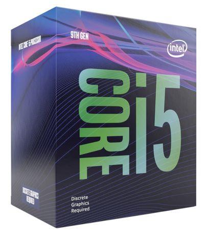 Процессор Intel Core i5-9400F 2.9GHz/8GT/s/9MB (BX80684I59400F) s1151