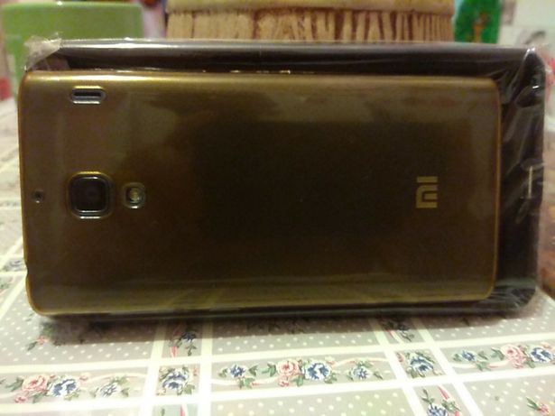 Бампер, чехол Xiaomi Redmi Note для Xiaomi Hongmi Note 4G.