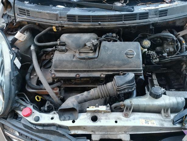 Silnik NISSAN Micra K12 1.2 16v CR12DE 80KM