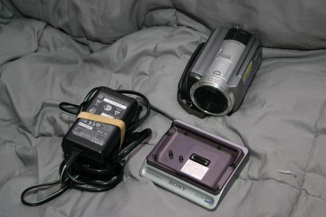 Maquina de filmar de disco rigido.