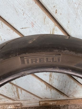 Pirelli Diablo Rosso II 190 55 17