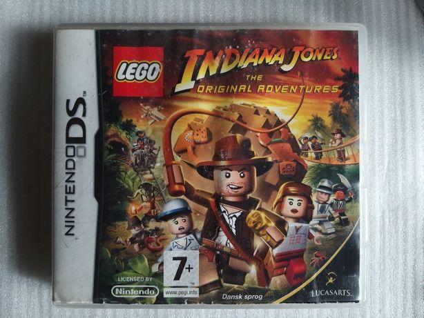 Nintendo DS LEGO Indiana Jones Original Adventures