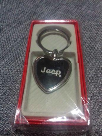 Brelok do kluczy Jeep