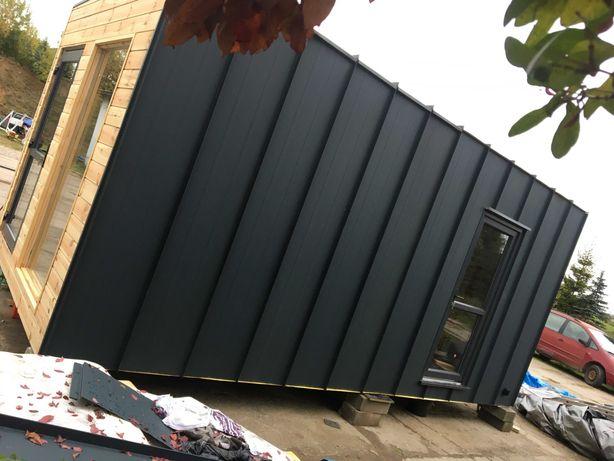 kontener biurowy 5x3 pawilon handlowy domek mieszkalny mobilny
