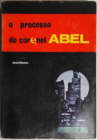 Livro - O Processo do Coronel ABEL