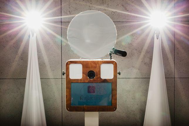 Stylowa Fotobudka Reflection time to świetna zabawa