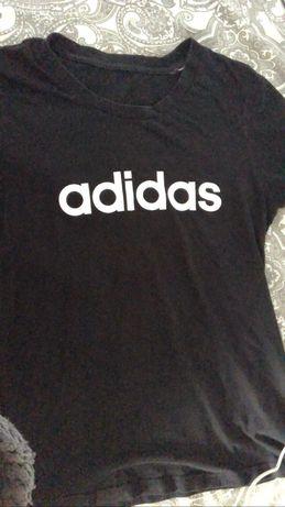 Camisola Adidas (verdadeira como nova) tamanho M troco por nike