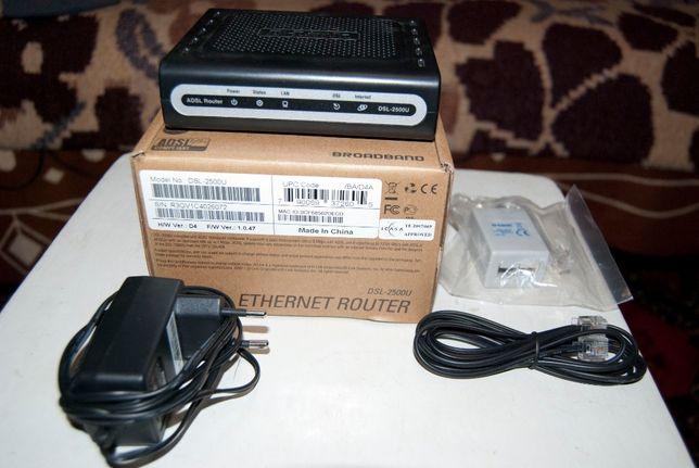Роутер D-LINK DSL- 2500U