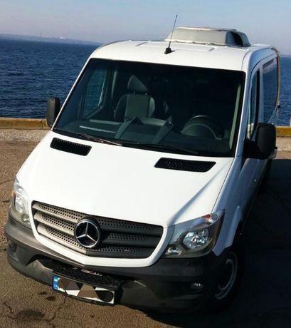 Mercedes Sprinter 2500 чистый пассажир кат.B