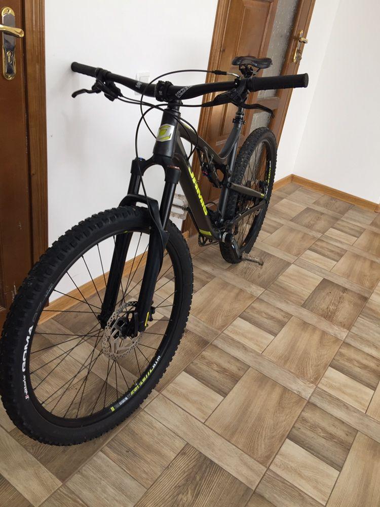 Велосипед jamis 27.5./29