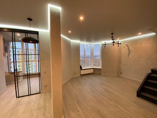 Продам эксклюзивную 3к квартиру( двухуровневую) в ЖК София Резиденс.