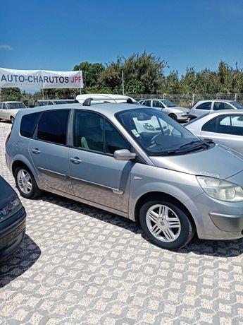 Renault Megane Scenic 1.5Dci Monovolume 7 lugares