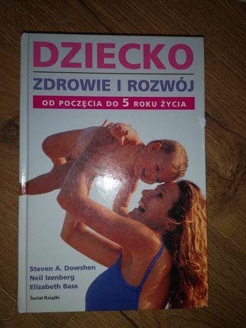Dziecko zdrowie i rozwój, książka