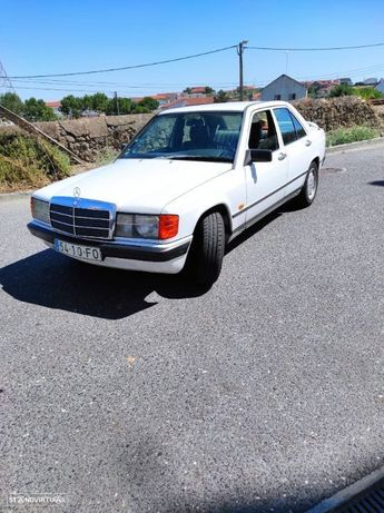 Mercedes-Benz 190 D 2.0