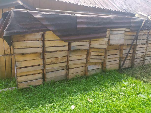 Ящики деревяні