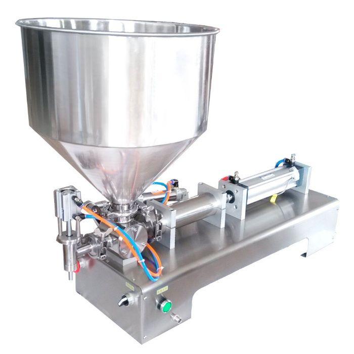 Máquina de Enchimento / Doseadora para Líquidos e Pastas Barrô E Aguada De Baixo - imagem 1