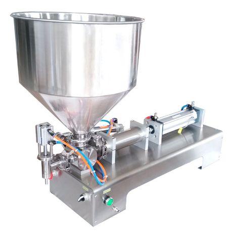 Máquina de Enchimento / Doseadora para Líquidos e Pastas