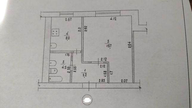 СРОЧНАЯ ПРОДАЖА! ЦЕНА СНИЖЕНА! Продается 1 к квартира чешка в центре.