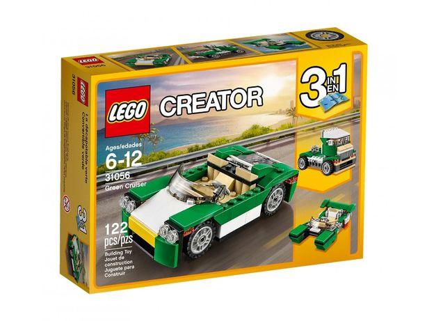 LEGO CREATOR Zielony krążownik 31056 wiek 6- 12