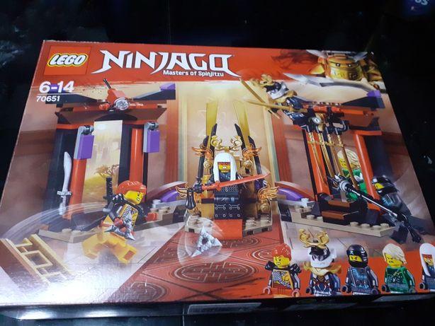 Lego Ninjago 70651