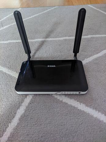 Router na kartę sim D-link
