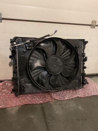Радиаторы Merceses GLC w253