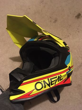 kask fullface oneal