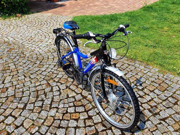 Rower górski Wheleer dla dzieci 8 - 12 lat