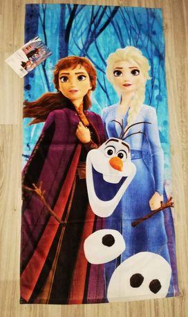 Kraina Lodu Olaf Frozen ręcznik kąpielowy