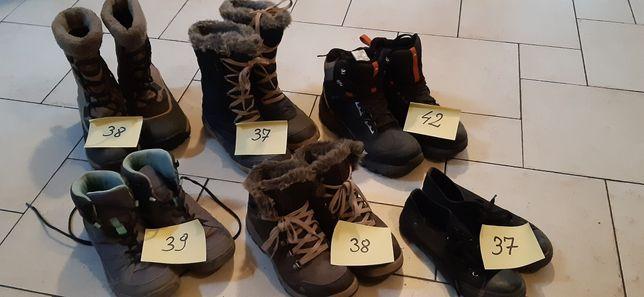 Buty zimowe Quechua 37 38 39