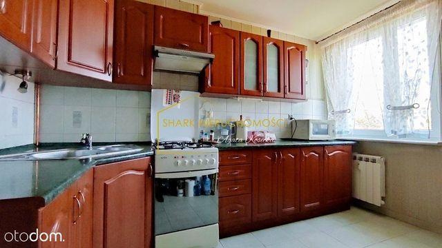 2 pokoje z dużą kuchnią w niskim bloku