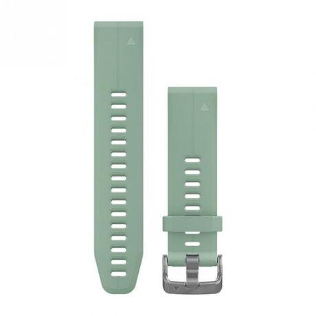 Garmin Pasek Fenix 5S Plus Bladozielony - Quick Fit 20 mm