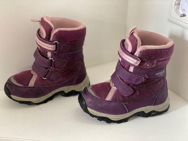 Зимние ботинки Lassie