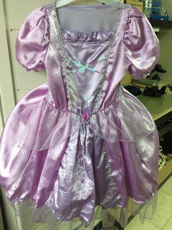 Vestido de carnaval princesa