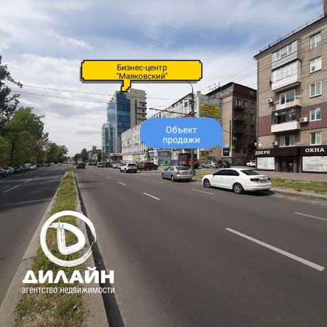 Коммерческое помещение на одной линии с бизнес-центром «Маяковский»