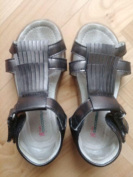 Sandałki dziewczece Coccodrillo