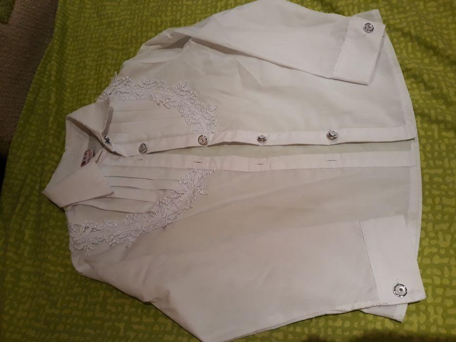 Продам блузку для девочки Терноватый Кут - изображение 1