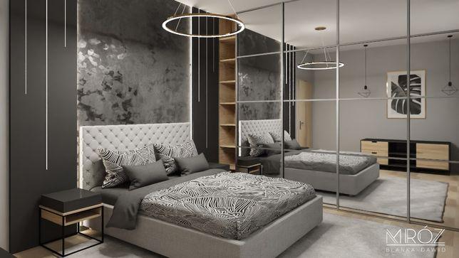 35zł/m2 Projektowanie Wnętrz, aranżacja, dekoracja, wizualizacje 3D,