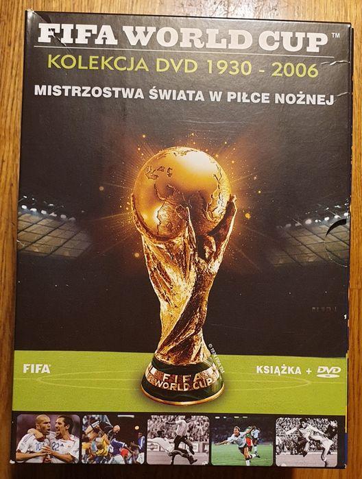 Kolekcja DVD Mistrzostwa świata w piłce nożnej od 1930 do 2006 (12 cz) Płock - image 1