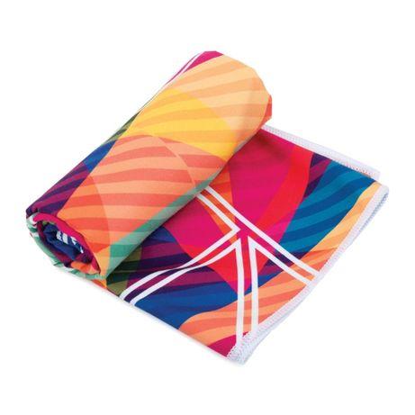 Ręcznik plażowy 80x160 szybkoschnący SPOKEY MALAGA nowy