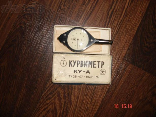 Курвиметр КУ-А